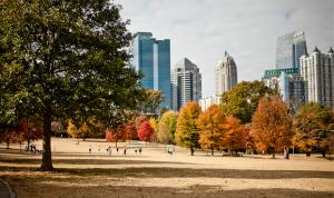 Atlanta Background